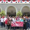 Campus Tour Mahasiswa Ilmu dan Teknologi Pangan Faperta Uniga Ke Departemen Teknologi Pangan dan Hasil Pertanian (TPHP) Universitas Gadjah Mada 23-24 Maret 2018